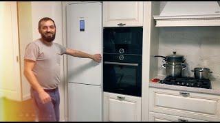 ПОКУПКА, РАСПАКОВКА Холодильник Siemens iQ500 KG39NAW31R, МВИДЕО , ОБЗОР