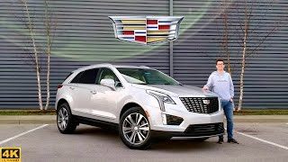 2020 Cadillac XT5 // Does the HUGE REFRESH Propel it Past Lexus RX??
