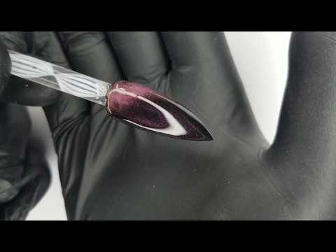Magnetic 5D Cat Eye Polish Tutorial & Overview