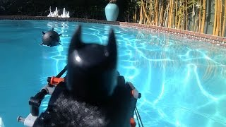 Batboat Beyond - LEGO - Beyond The Instructions