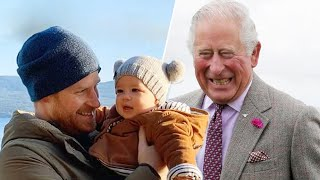 Like father, like son! Both Harry & baby Archie call Prince Charles by the same endearing nickname
