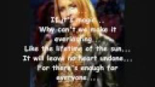 Sarah Connor- If it's Magic