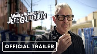 The World According to Jeff Goldblum Official Trailer - D23 2019