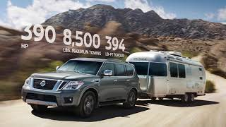 Nissan Armada Preview
