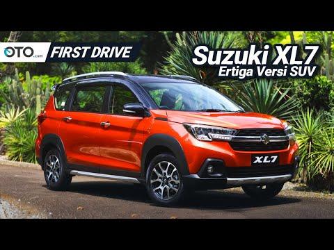 Suzuki XL7 | First Drive | Ertiga Versi SUV | OTO.com