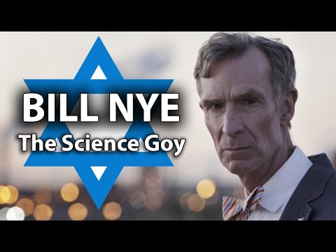Bill Nye The Science Goy Rewrites History