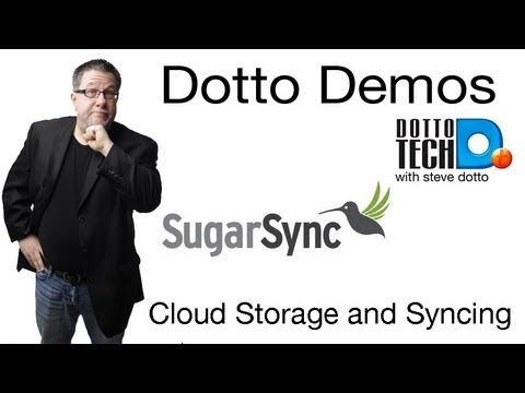 SugarSync tutorial