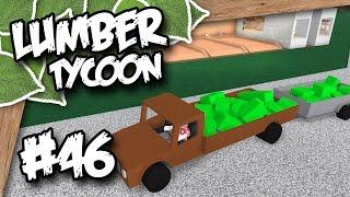 Lumber Tycoon 2 #40 - NEW YELLOW GLOW WOOD (Winter Games