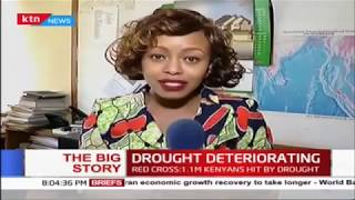 Drought mitigation: Delayed rains affects food security as CS Wamalwa gives drought update