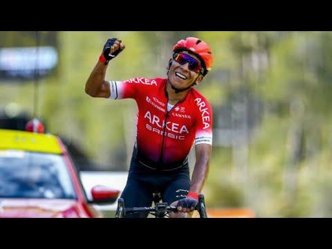 Nairo Quintana hoy | Últimas noticias | Arkéa y Colombia