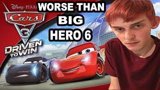 WHY LOGAN HATES CARS 3!! (RANT)