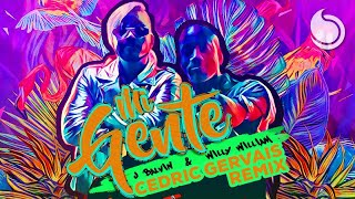 J Balvin  Willy William - Mi Gente (Cedric Gervais Remix)