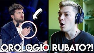 REAZIONE AD UN MAGO ITALIANO   ITALIA'S GOT TALENT *INCREDULO*