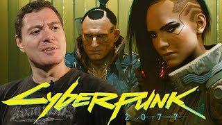 CYBERPUNK 2077 - Впечатления от геймплея