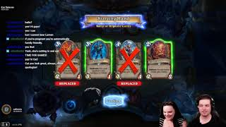 """""""Hearthstone"""" 100 Game Challenge Game #1"""