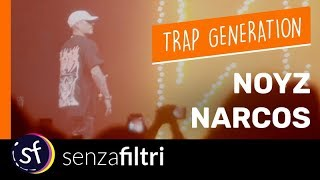 Noyz Narcos La Lavorazione Di Enemy è Stata Un Crescendo