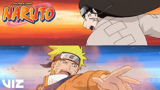 Naruto Set 3 Blu-ray | Viz Media Official English Dub Clip: Naruto vs. Neji