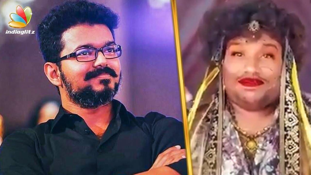 Vijays Cute Reaction to Yogi Babus New Getup | Sarkar, Thalapathy 62 | Hot Tamil Cinema News