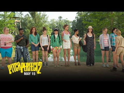 Pitch Perfect 2 Featurette 'Aca-Camp'