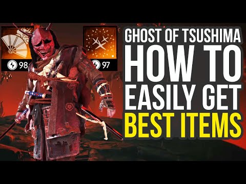 Ghost Of Tsushima Legends Tips To Easily Get Best Items In The Game (Ghost Of Tsushima Multiplayer)