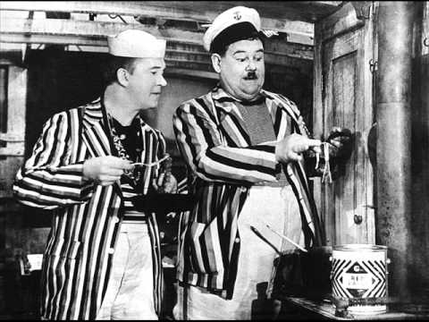 Laurel & Hardy - Saps At Sea Intro Music