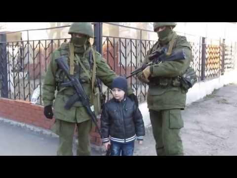 , title : 'Вежливые люди и БТРы за день до Референдума в Крыму.'