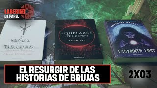 BRUJAS: las villanas de los cuentos están reclamando su lugar en la literatura, con Sofía Rhei
