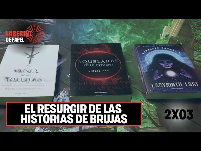 BRUJAS: las villanas de los cuentos están reclamando su lugar en la literatura, con Sofía Rhei