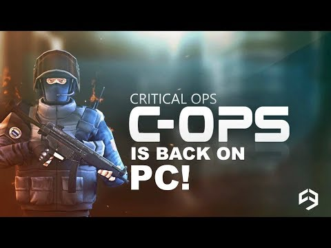 critical ops bluestacks