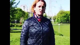 "Жители Зюзино спасают парк ""Два медведя"" от уничтожения"