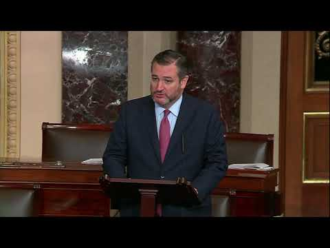 Sen. Cruz Encourages Senate Colleagues to Pass the Space Frontier Act