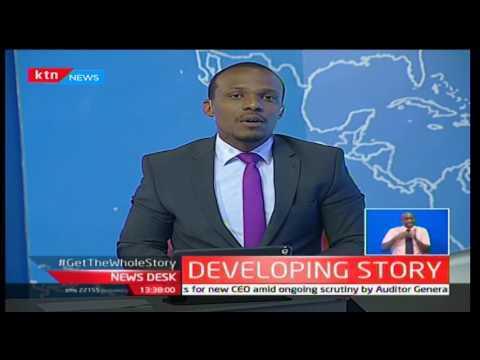 KTN Newsdesk 6th December 2016 - [Part 2] - Booker Guns Recovered in Sugarcane Plantation