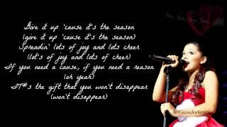 Ariana Grande - Love Is Everything (lyrics) ♥