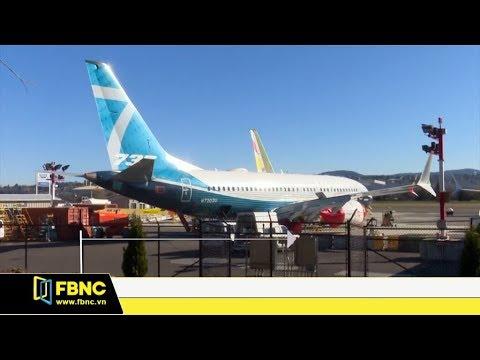 Boeing đã chi 1 tỷ USD để sửa chữa dòng máy bay 737 Max