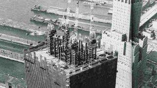 Строительство Всемирного торгового центра