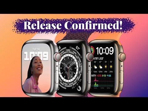 Apple Watch Series 7 Release Date Confirmed! Plus iPhone 14 Details & New Emoji on TWIA 10-1-21