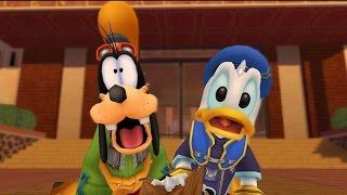 Trailer: Disney-Welten verbinden sich - KINGDOM HEARTS HD 2.5 ReMIX