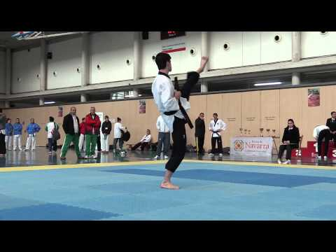 Taekwondo Cto. Navarro Poomsae (11)