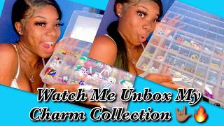 Unboxing My Designer Charms,Free Vendor & Package Orders 🔥||Entrepreneur Series PT.1 ‼️