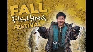 Watch Video - Fall Fishing Festival