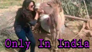 MUST WATCH || Only In India ||  Crazy India Pictures / Photos || It Can Happen Only In India 2018