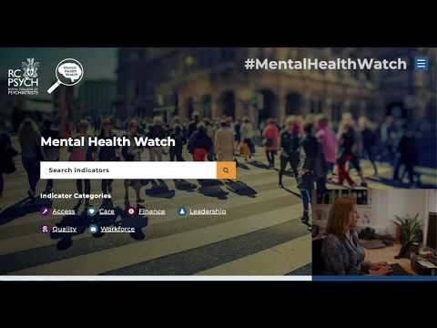 Mental Health Watch: video guide