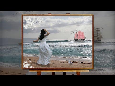 А художник берет краски Аркадиас и Франческа  Тотти