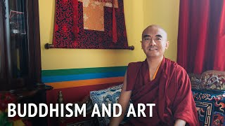 Mingyur Rinpoche – Buddhism And Art