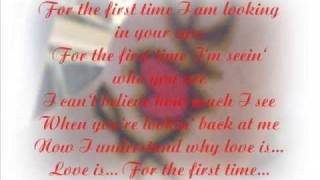 For the first time by KC Concepcion with lyrics