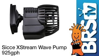 Sicce XStream Wave Pump 3500 925GPH Flow Dynamics