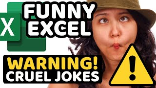 Comedy Microsoft Excel Tutorial - Funny Version - Office Humor and Jokes