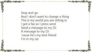 Chris Rea - I'm in My Car Lyrics