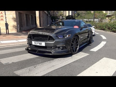 Ford Mustang GT 2015 CS800 Sutton
