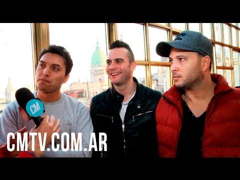 Banda XXI video Entrevista CM - Agosto 2016